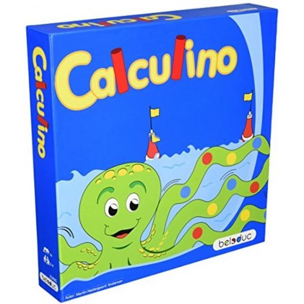 Calculino educatief spel Beleduc