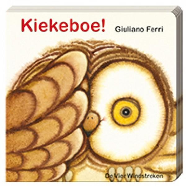 Kiekeboe! Kartonboek met flapjes