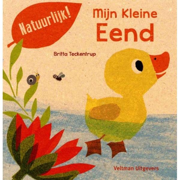 Mijn Kleine Eend eco kartonboek