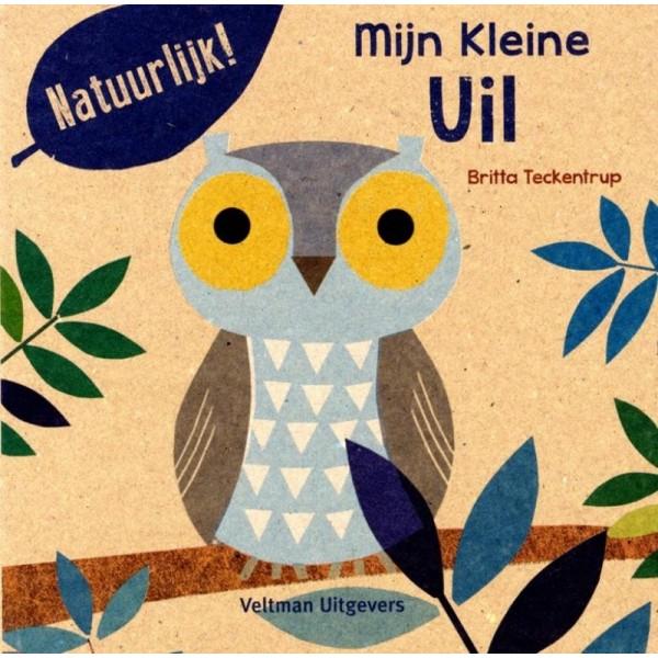 Mijn Kleine Uil eco kartonboek