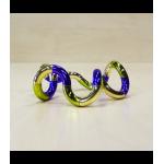 Tangle Metallic Tri-Colour