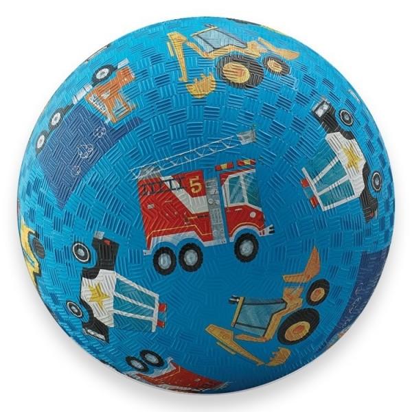 18cm bal in natuurrubber voertuigen