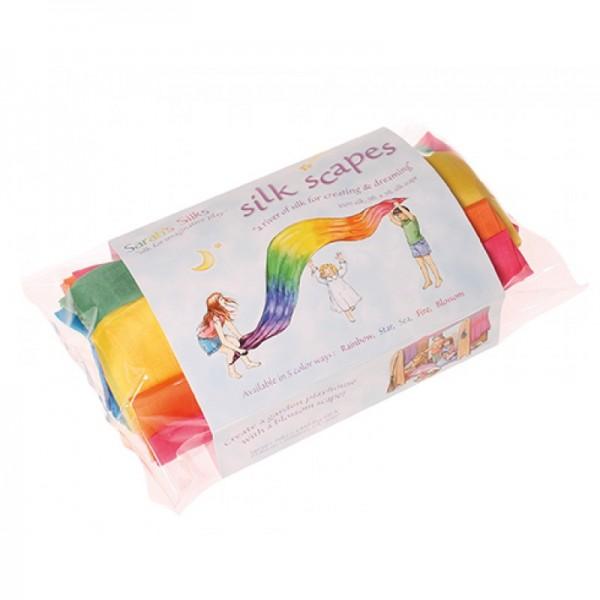 Grimm`s xxl speelzijde regenboog 245 x91cm