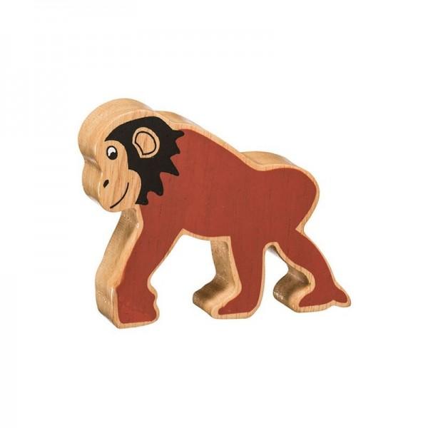 chimpansee - houten dieren