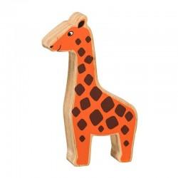 Giraffe - houten dieren