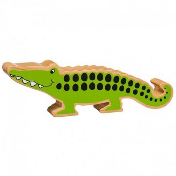krokodil - houten dieren