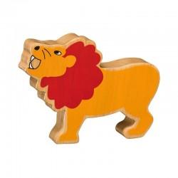 Leeuw - houten dieren