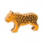 luipaard - houten dieren