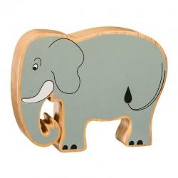 Olifant - houten dieren