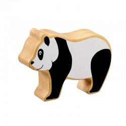 panda - houten dieren