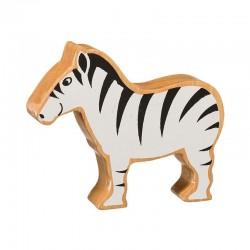 zebra - houten dieren