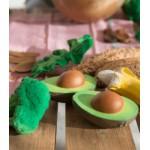Fruit & veggies Arnold avocado bad- en bijtspeeltje