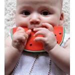 Fruit & veggies Wally watermelon bad- en bijtspeeltje