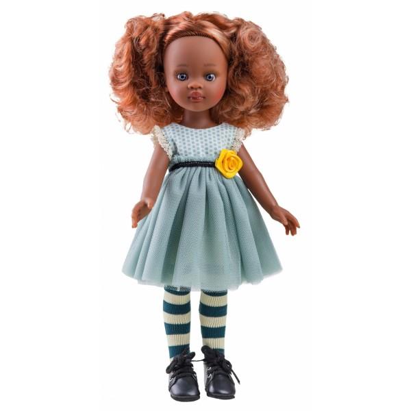 Pop Amigas Nora rossig haar (32cm)