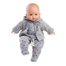 Zachte babypop Alex met huil mechanisme