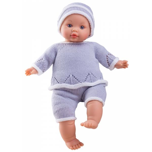 Zachte babypop Aaron - 32cm