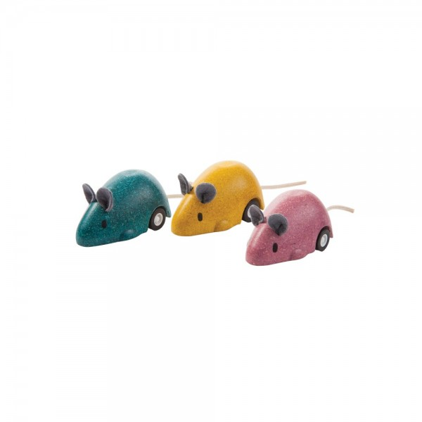 zelfrijdende muis (pullback)