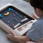 Flipperkast - pinball spel Plan toys