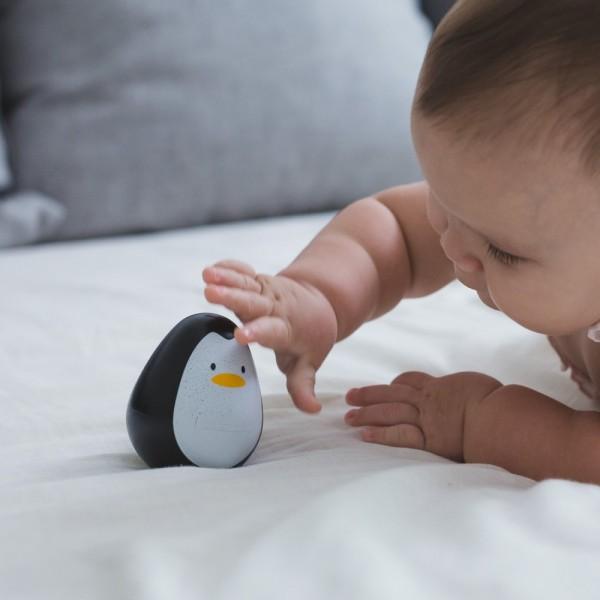 grijpspeeltje wiebelende penguin