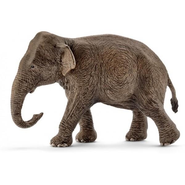 Aziatische olifant vrouwtje - Schleich diertje
