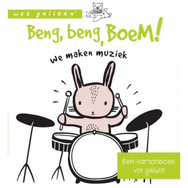 Baby beng, beng boem geluidenboekje