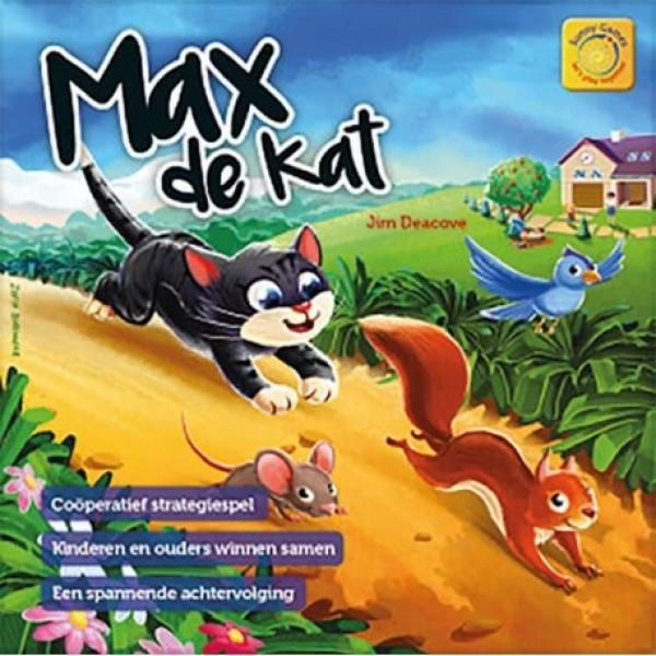 Max de kat - coöperatief spel
