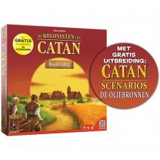 De kolonisten van catan (+gratis oliebronnen uitbreiding)