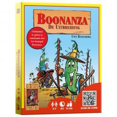 Boonanza: de uitbreiding 3-7 spelers