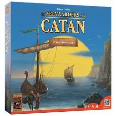 De kolonisten van catan: zeevaarders van Catan (uitbreidingsset)
