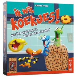 Ik wil koekjes!