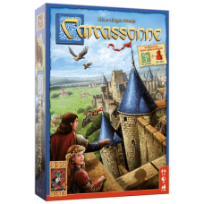 Carcassonne: basisspel (nieuw)