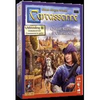 Carcassonne: Graaf, Koning en Consorten (uitbreiding)
