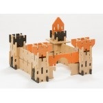 Houten kasteel Seigneur Gothelon