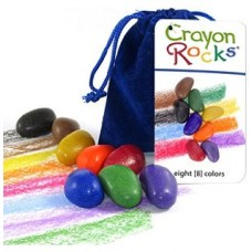 Crayon Rocks: 8 soja waskrijtjes
