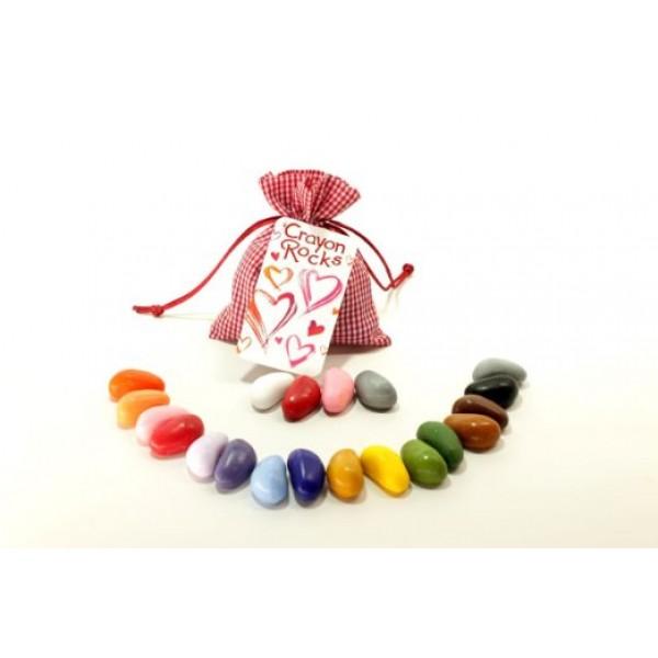 Crayon Rocks: 20 soja waskrijtjes