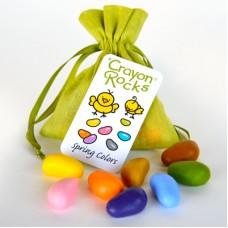 Crayon Rocks: 10 soja waskrijtjes