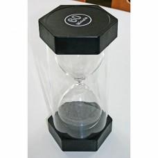 reuzezandloper 60 min. (zwart)