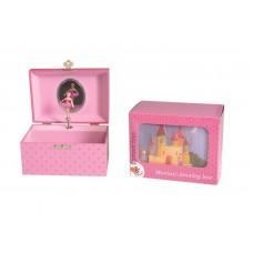 muzikaal juwelenkoffertje prinses