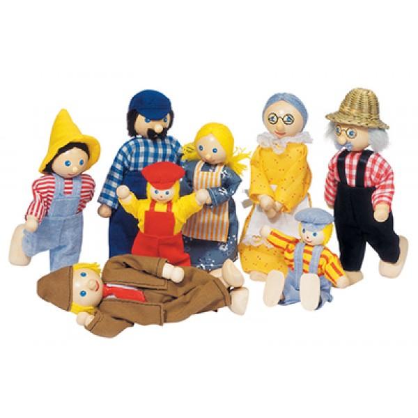 boerenfamilie