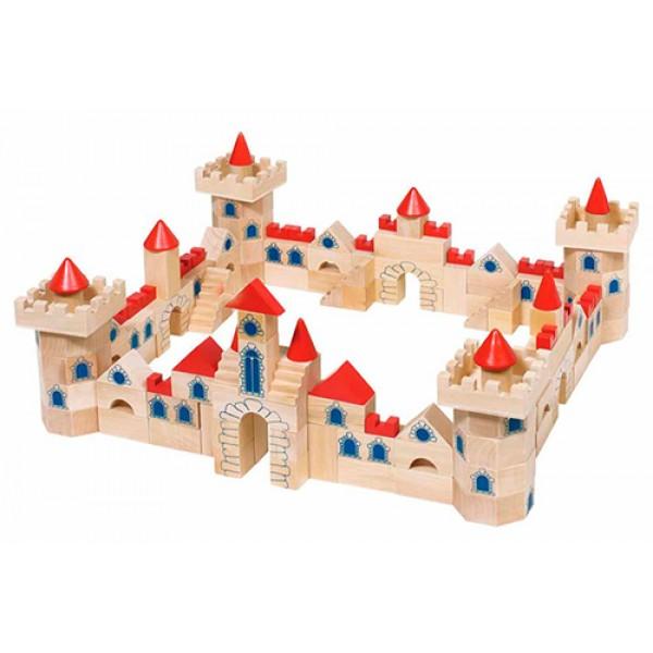 bouwdoos kasteel