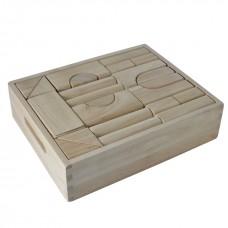 Blokkenset 40 stuks grote blokken