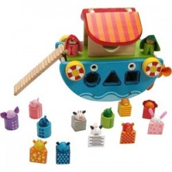 i'm toy: ark van noah kleuter