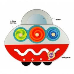 Activity wand UFO