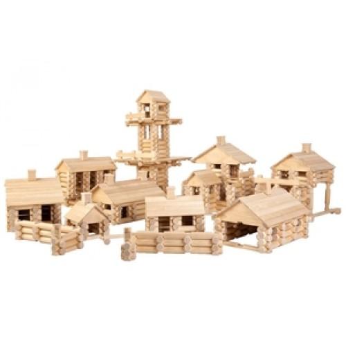 kapla 200 plankjes in kartonnen box - Ergospel