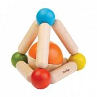 grijpspeeltje/rammelaar driehoek
