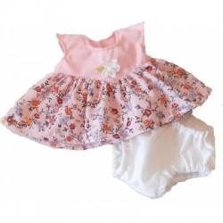 Bloemenkleedje voor Rubens Kids/ark