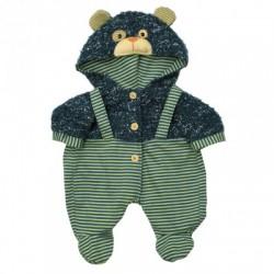 Overall Teddy voor rubens baby