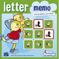Lettermemmory: Rompompom