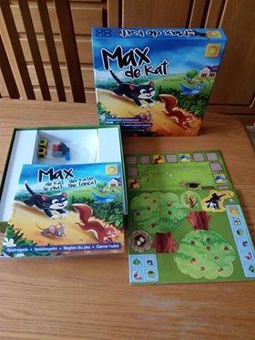 spelmateriaal Max de kat
